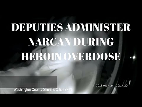 Deputies administer Narcan to reverse heroin overdose
