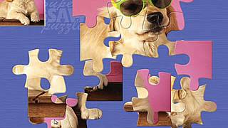 Super Jigsaw Puppies