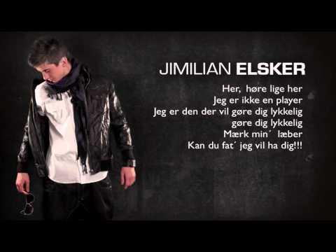 Jimilian - Elsker LYRICS