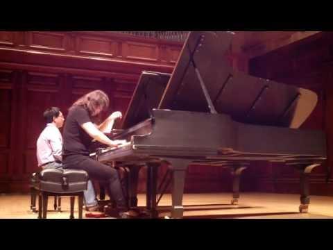 Beethoven piano concerto no 4. Chia-Ying Chan, piano