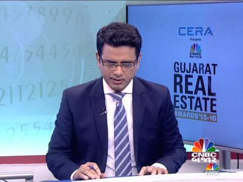 GUJARAT REAL ESTATE AWARDS 2016