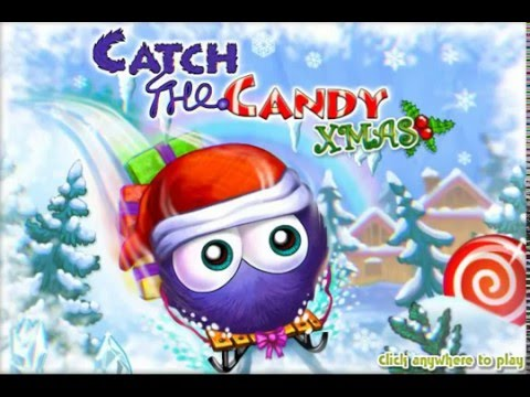 Catch The Candy Xmas - Christmas Game Countdown - YouTube
