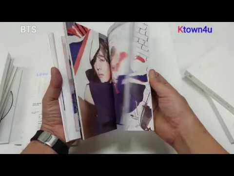 [Ktown4u Unboxing]: BTS - Mini Album Vol.5 [LOVE YOURSELF 承 Her]