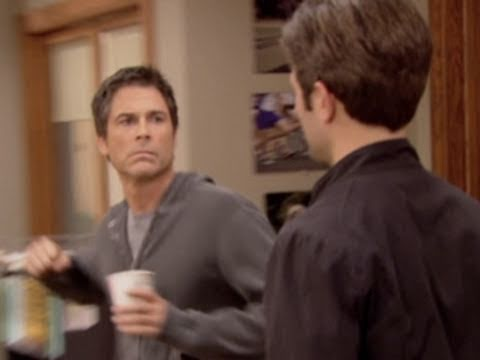 Rob Lowe Goes Nuts
