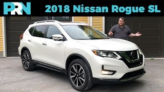 ProPILOT-ing | 2018 Nissan Rogue SL Platinum AWD | TestDrive Spotlight
