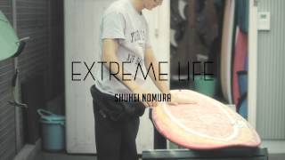Extreme LIfe 11月14日配信スタート http://www.nomurashuhei.com/