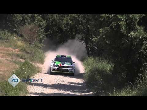 CIR 2015 - ŠKODA Italia Motorsport Scandola D'Amore 43° San Marino Rally Sintesi