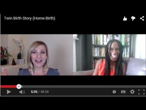 Twin Birth Story (Home Birth)