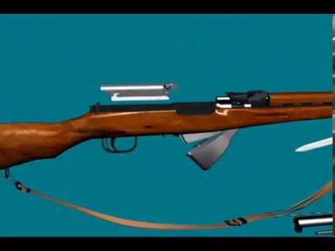 Giới thiệu về súng trường CKC (SKS)