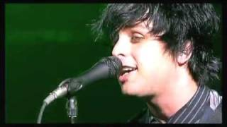 Green Day - Last Of The American Girls LIVE