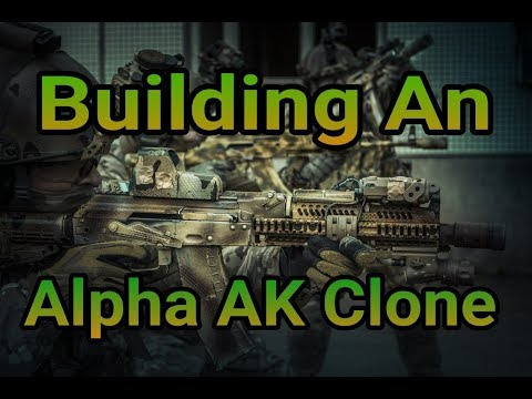 Looking To Build An Alpha Ak Clone?