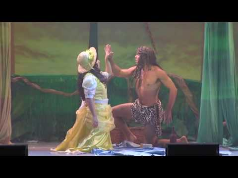 Strangers Like Me from Tarzan The Musical - Cameron Gilliam