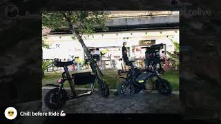 2019 1st TGIF ride with New Peeps 😎GARMIN RELIVE Electric Scooters #GenesisScoots #RyanGenesis +