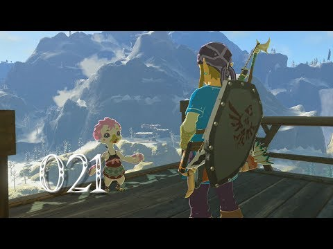 Breath of the Wild (Blind) - 021 - BIRD PEOPLE