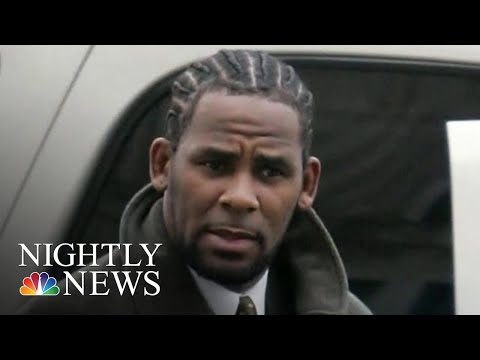Shay Diddy - R Kelly Turns Himself Into Police Following Sexual Abuse Charge!