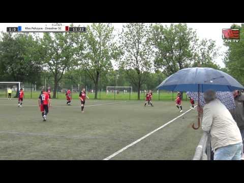 4. Dresden Elbtal Cup: U15 - KS Kłos Pełczyce - Dresdner SC 1898