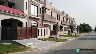 5 MARLA CORNER RESIDENTIAL PLOT FOR SALE IN BLOCK A GRAND AVENUES HOUSING SCHEME LAHORE