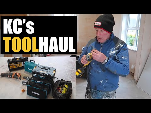 Whats In Kc's Power Tool Bag? Power Tool Heaven