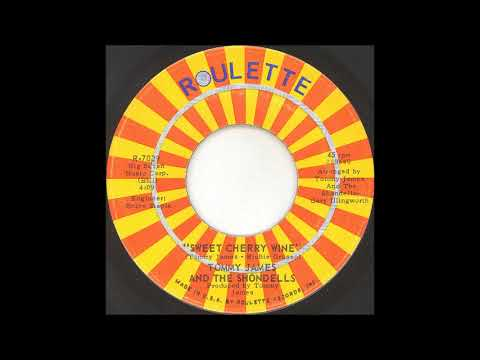 1969_078 - Tommy James and the Shondells - Sweet Cherry Wine - (45)M