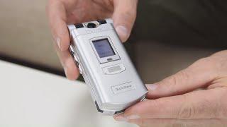 Крутая раскладушка Sony Ericsson Z800i! Ретро обзор раскладушки из 2005 года! / Арстайл /