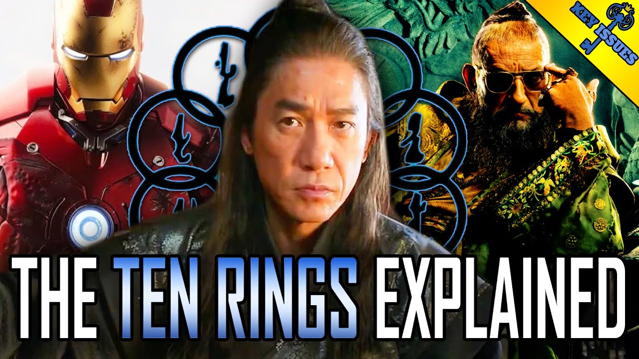 Download The Ten Rings Explained | MCU Lore
