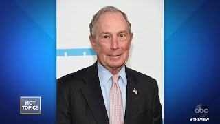 Michael Bloomberg Entering 2020 Race?, Part 2 | The View