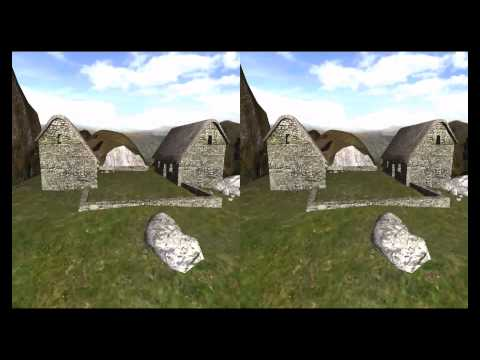 Travel to the Machu Picchu using Virtual Reality
