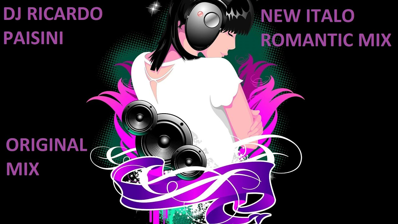 NEW ITALO ROMANTIC MIX VOL 2  2019