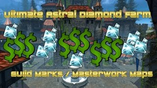 Neverwinter - Astral Diamond Farming Guide - Guild Marks / Masterwork Scrolls