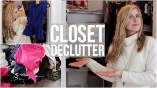 Huge wardrobe declutter ask the expert sofia clara home for Michael j arlen living room war