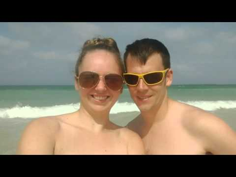 Our honeymoon, Boa Vista 2015