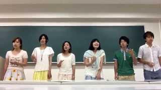 近畿大学アカペラサークルOverScaleの「ぽいふるず。」というバンドです...