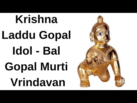 3 unique handmade necklace for laddu gopal / How to make laddu gopal jewellery at home from YouTube · Duration:  9 minutes 49 seconds