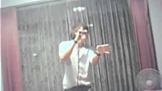 Me singing I Surrender (Celine Dion) - Lin Yu Chun Style