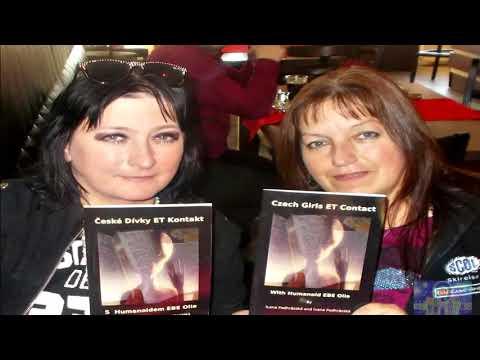 "The Book ""Czech Girls ET Contact "" Ivana, ILona Podhrazska, EBE-OLIE,CC.-"