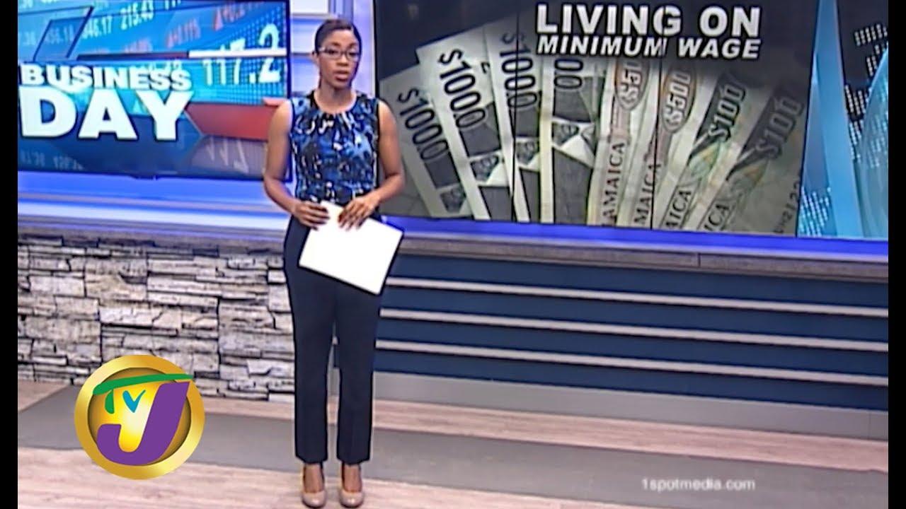 TVJ Business Day: Living on Minimum Wage - November 19 2019