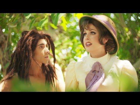 "Disney's TARZAN Tribute! ""You""ll Be In My Heart"" - Traci Hines & Chris Villain"
