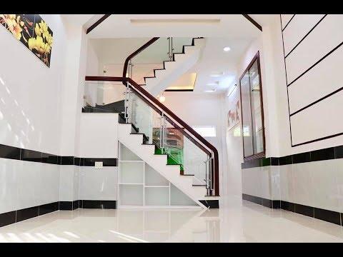 Nhà bán gò vấp. 4m x 11m nhà đẹp 3 lầu giá rẻ thiết kế đẹp thoáng phù hợp cho tất cả mọi người 4.65t