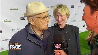 Hollywood Icon Norman Lear Reflects On His Career | Celebrity Page