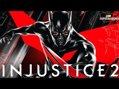 "EPIC BATMAN BEYOND! #J2 - Injustice 2 ""Batman"" Gameplay (Subscriber Hot Seat)"