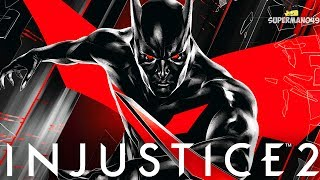 "EPIC BATMAN BEYOND! #J2 - Injustice 2 ""Batman"" Gameplay (Subscriber Hot Seat)"