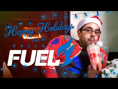 Happy Holidays from the Dallas Fuel