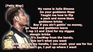 Baixar Gucci Mane ft Fetty Wap & Lil Reese - Still Sellin Dope LYRICS NEW 2015