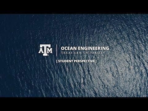Ocean Engineering: Student Perspective