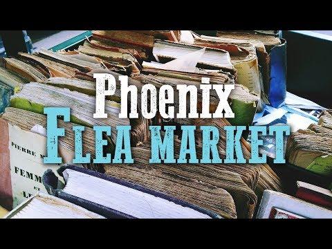 Exploring the Phoenix Flea & Website Update