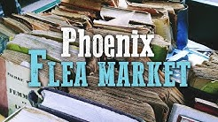 Exploring the Phoenix Flea & Website Update