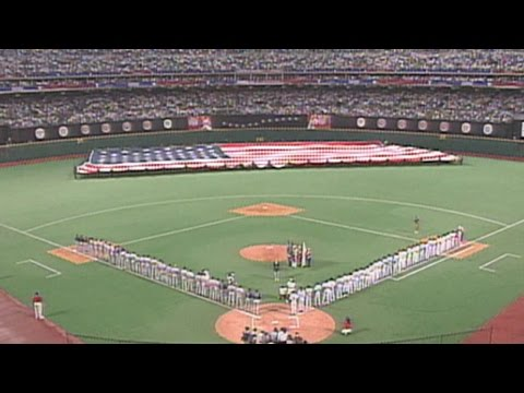 1996 All-Star Game: The NL shuts out the AL, 6-0