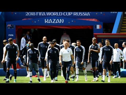 كأس العالم: المنتخب الفرنسي يسعى لتحسين أدائه بهدف حسم تأهله إلى الدور الثاني  - نشر قبل 48 دقيقة