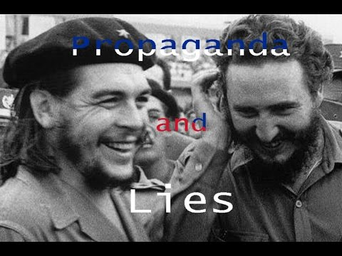 A Response to the Propaganda against Fidel Castro