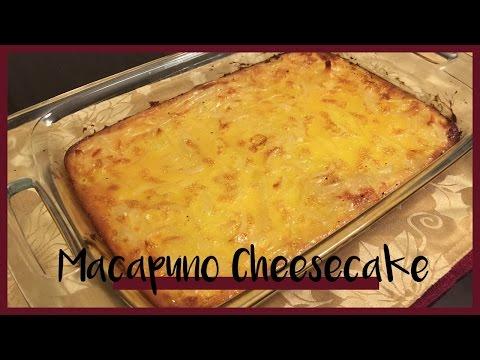 Macapuno Cheesecake